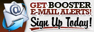Get Booster E-mail Alerts